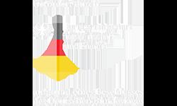 Gefördert duch das Bundesministerium für Wirtschaft und Energie aufgrund eines Beschlusses des Deutschen Bundestages - Logo