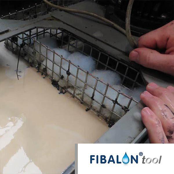 FIBALON tool im industriellen Einsatz