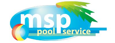 MSP Poolservice und Schwimmbadbau - Logo