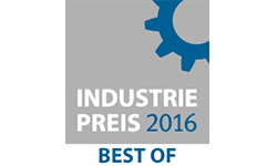 Industriepreis 2016 - Best of - Logo