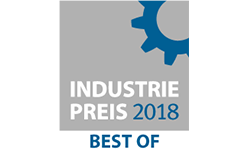 Industriepreis 2018 - Best of - Logo