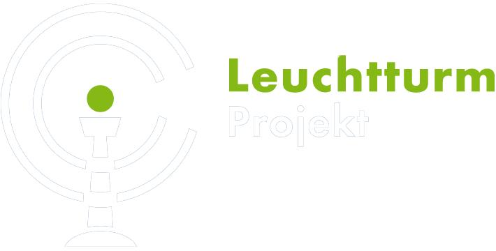 Leuchtturmprojekt - Logo