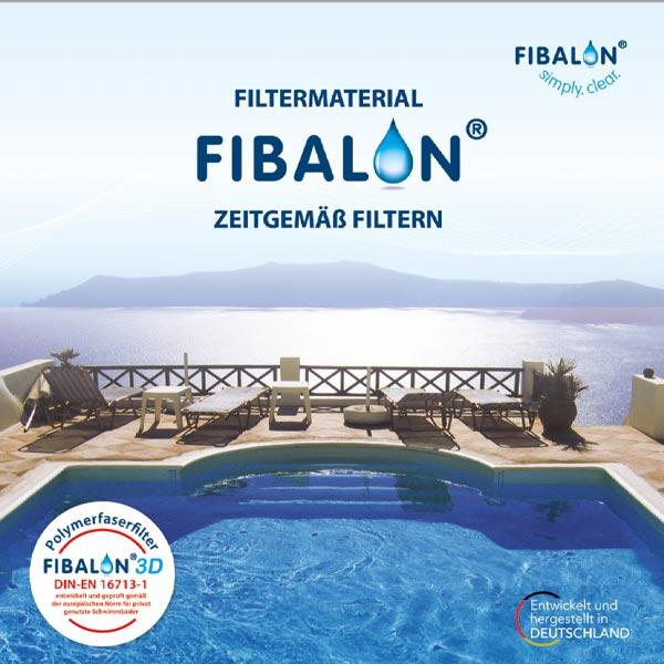FIBALON zeitgemäß filtern - Broschüre