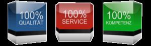 FIBALON - Wir versprechen: 100% Qualität, 100% Service und 100% Kompetenz