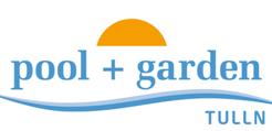 pool + garden Tulln - Logo